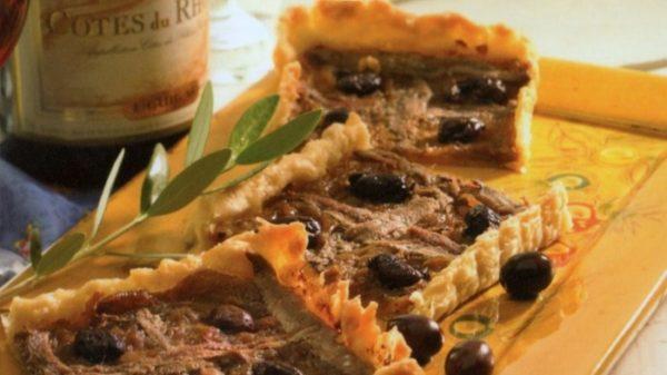 Провансальский пирог