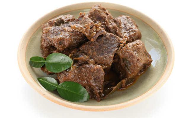 Ренданг из говядины