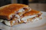 Жареные сэндвичи со свининой