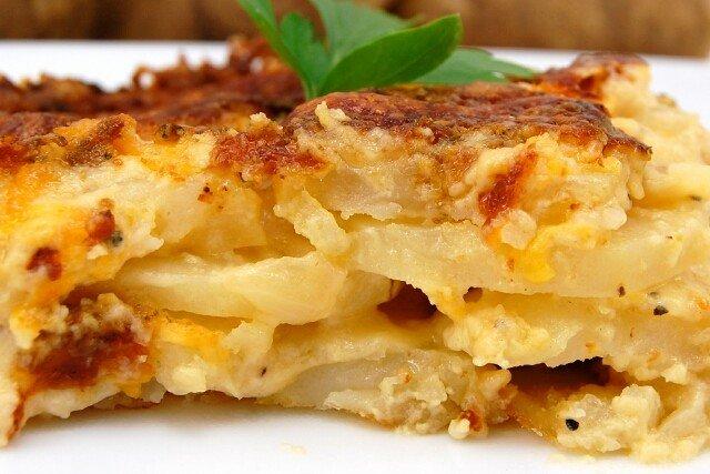 Картошка по-французски