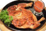 Цыпленок табака — рецепт грузинской кухни