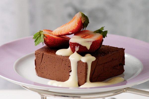 Десерт Шоколадная маркиза