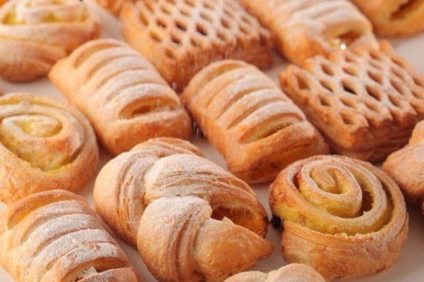 Дрожжевое печенье