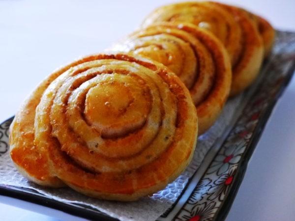 Дрожжевые булочки