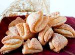 Простой рецепт творожного печенья