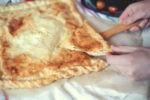 Хачапури из творожного теста