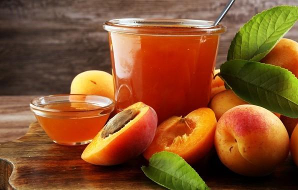 абрикосовый джем