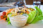 Коньячная заправка для салатов