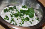 Сметанный соус для сельди