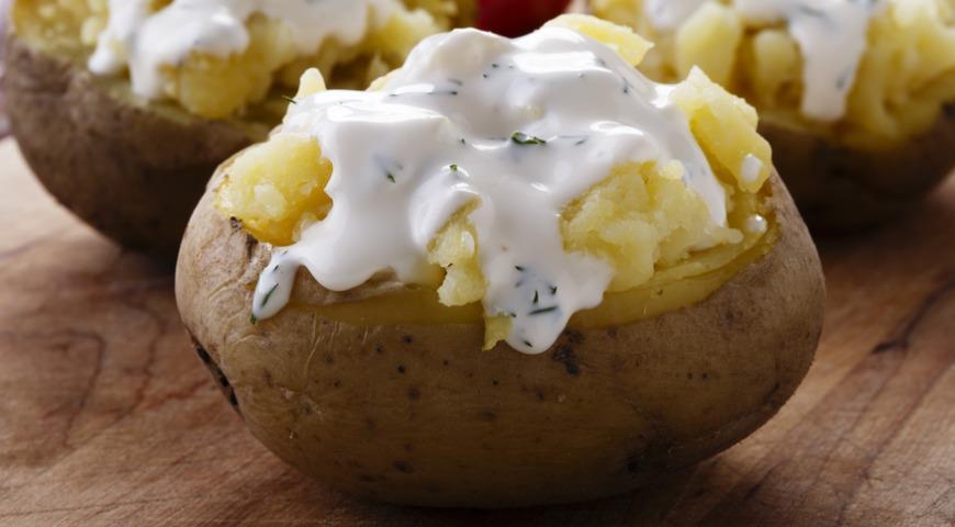 Соус для картофеля