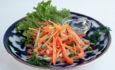 Салат из редьки дайкон с овощами
